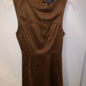 Brown One Clothing winter dress!!